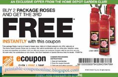 Home Depot Coupons Promo Coupons will expired on MAY 2020 ! Home About Depot Home Depot promotional codes for consumables for home . Mcdonalds Coupons, Kfc Coupons, Home Depot Coupons, Pizza Coupons, Grocery Coupons, Free Printable Coupons, Free Printables, Golden Corral Coupons