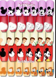 Disney Tutorials