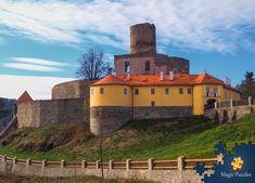 Svojanov Castle in Czech Republic