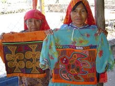 Rita Smith Mola Art of the Kuna Indians of San Blas Molas Panama Textiles The Art of being Kuna