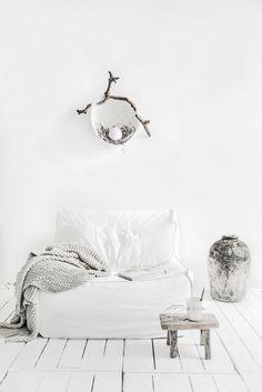 Blanc bois beau ;) Inspiration Sarah B