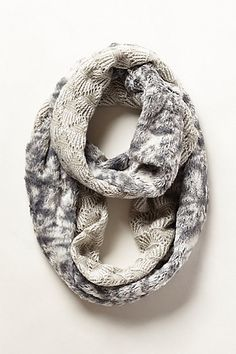 Sommets Faux Fur Infinity Scarf #anthropologie