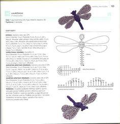 Patrones Crochet: Patrones de Crochet Motivos Diversos