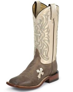 On their way to my closet now!!  Hope the new size fits!!!   Tony Lama Women's Tan Tuscan Goat Boot