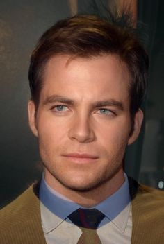 Faces of the Star Trek movie actors photoshopped & merged with Star Trek TOS actors