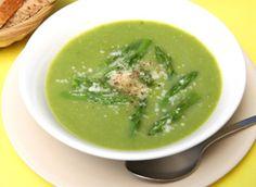 Fat Flush Recipe: Greek Lamb and Asparagus Soup
