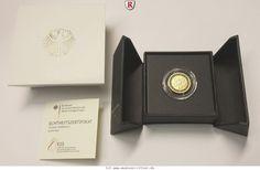 RITTER BRD, 50 Euro 2017, Lutherrose, 1/4 Unze Feingold, st #coins