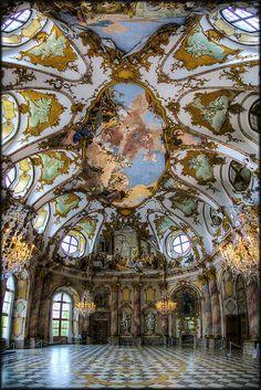 Wurtzburg Residence, Wurtzburg, Bavaria, Germany  // by ∃Scape, via Flickr