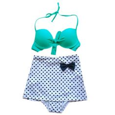 What do u guys think of the 50's inspired bathing suit I bought??