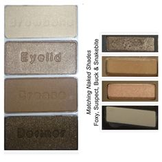 Wet n Wild Nude Awakenings Palette Dupe(licates) of Urban Decay's Naked & Naked 2 Palettes. Beauty Care, Beauty Skin, Beauty Makeup, Beauty Tips, Eye Makeup, Beauty Hacks, Hair Makeup, Hair Beauty, Wet N Wild Palette
