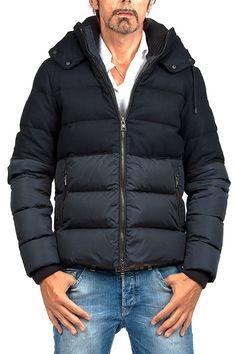 Groppetti Luxurystore NOIR PIUMINO - Abbigliamento - Uomo  moncler  man c2c8996c3d2