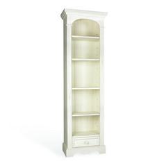 Boekenkast met lade afmeting H 190 cm x B 59 cm x D 32 cm - Inndoors Meubelen en Interieur