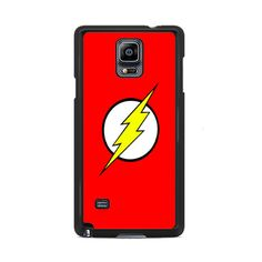 Justice League The Flash Samsung Galaxy Note 3|4  Cases