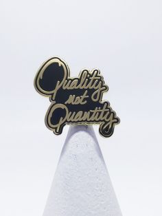 Quality Pin