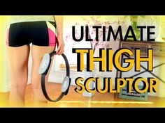 Ultimate Thigh Thinning Workout Video | Skinny Mom | Where Moms Get The Skinny On Healthy Living