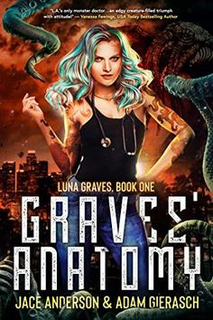 Los Angeles tattoo artist Luna Graves' world turns upside down after her estranged father dies and she discovers that it's her destiny to be a doctor to monsters. When an ancient illness returns, it's up to her to stop it. Can she hold on to the world and people she loves while leading a secret life among the creatures of the night? Fantasy Series, Fantasy Books, Los Angeles Tattoo Artists, Anatomy, Creatures Of The Night, Stop It, Urban, Secret Life, Bestselling Author