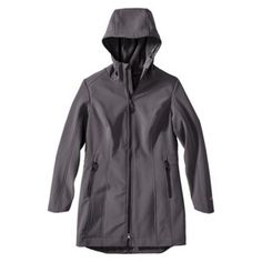 C9 by Champion® Women's Long Softshell Jacket -Assorted - you can't tell by pic but it's fitted and super sleek looking!!