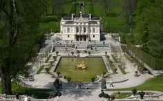 CASTILLO PALACIO DE LINDERHOF