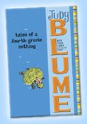 Judy Blume - one of my all-time favorite authors of books for kids and young adults.