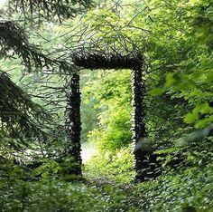 portal by Cornelia Konrad