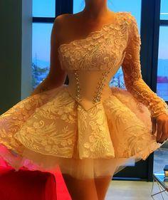 Glam Dresses, Elegant Dresses, Pretty Dresses, Beautiful Dresses, Short Dresses, Fashion Dresses, Fairytale Dress, Fantasy Dress, Mode Outfits