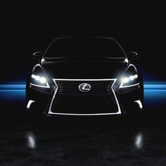 2013 Lexus LS 460 F Sport-That grill is SO bad ass!