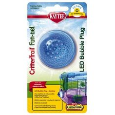 SMALL ANIMAL - CAGE ACCESSORY - CRITTERTRAIL LED DAY - NEW MAY 2016 - CENTRAL - SUPER PET/PETs INTL - UPC: 45125606911 - DEPT: SMALL ANIMAL PRODUCTS