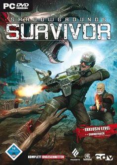 imagen Shadowgrounds Survivor [Full] [Ingles]