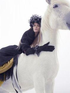love white horses