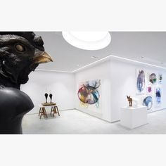Guy Pieters Gallery (BE) - Progetto - Delta Light