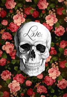 """Love Before It's Too Late"" I made you all a free floral iPhone wallpaper / background! Be sure to visit JenniferMarieJames.com for more freebies and new work! xoxo"
