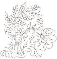 lale motifli nakış desen çizimleri ile ilgili görsel sonucu