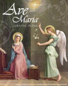 El anuncio del Angel Gabriel a Marìa