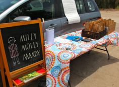 Kids' Book Club: Milly Molly Mandy
