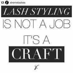 We love lashes