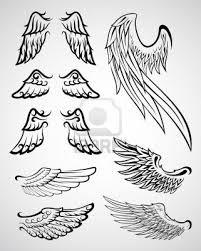 """Résultat de recherche d'images pour """"comment dessiner un ange dechu facil"""""""