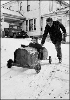 James Dean et Markie