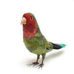 Abigail Brown: creature textile designer extraordinaire - birds