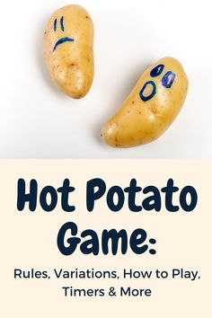 If you're looking for a fun way to get your students talking, you've come to the right place! Keep on reading for all the details about Hot Potato, traditionally a great party game that can also be used for a quick ESL speaking activity for a great warm-up or filler activity.   #hot #potato #hotpotato #eslgame #esl #tefl #elt #tesol #tesl #eslactivity #activity #game #teaching #teachingenglish Hot Potato Game, Games For Kids, Activities For Kids, Speaking Games, Teaching English Grammar, Find A Job, Learn English, Esl, Kids Learning