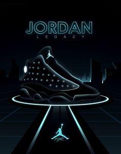 Jordan Legacy By Nike