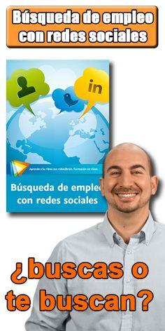 Formación para la búsqueda de empleo con la ayuda de redes sociales