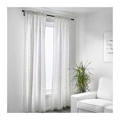 FLÖNG Curtains, 1 pair - IKEA