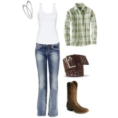 Barn, created by lizconaway on Polyvore