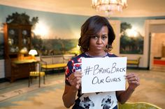 Our prayers are with the missing Nigerian girls and their families. It's time to #BringBackOurGirls. -mo pic.twitter.com/glDKDotJRt