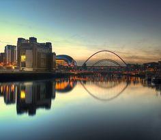 Home: Newcastle upon Tyne, UK