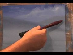 Oil Painting Lesson - How To Paint Misty Mountain Cottage - Part 2