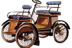 Les voitures anciennes de 1800 à 1899 - Voitures anciennes de collection, v2.