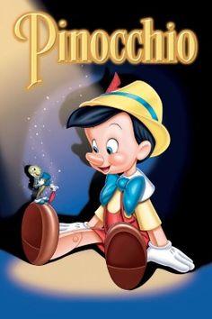 Pinocchio~Disney