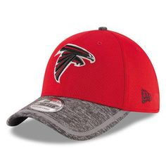 You've been looking forward to the NFL Training Camp since last season; make sure you get the look of all of your team's favorite players when you grab this Atlanta Falcons 39THIRTY hat. This sweet Ne