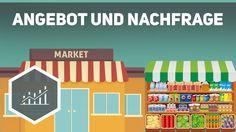 Angebot und Nachfrage – Grundbegriffe Wirtschaft